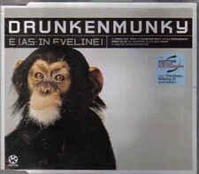 DrunkenMunky-E As In Eveline cd maxi single