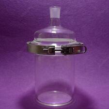 1000mL,24/29,1-necks,Glass Cylinder Reactor,1 Litre Flat Bottom Reaction Flask