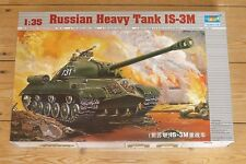Trumpeter 1/35 scale Russian Joseph Stalin IS-3M tank kit