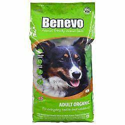 Benevo Organic Dog Food - 15kg - 272201