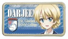 Girls und Panzer Darjeeling Character Removable Badge Patch Wappen Cospa Anime