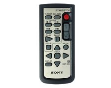 Genuine Sony RMT-845 Wireless IR Remote Control Silver A7S A7R A7 Alpha II III