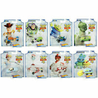 Hot Wheels Disney Pixar Toy Story 4 Diecast Character Cars - Choose Character