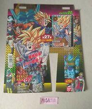 Dragon Ball Carddass Series 27 PRISM Display Vending Machine