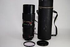 Asanuma 90-230mm f4.5 lens Auto Zoom M42 mount