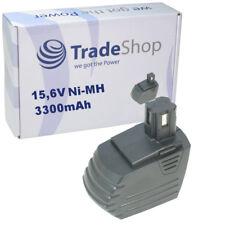 Trade-shop batterie 15,6 V 3300 mAh remplace hilti sfb150 sfb155 pour sf150 sf150-a