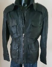 Diesel Leather Jacket - size XL - Preowned
