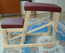 Spanking bench - NEW - folds flat for storage or transporting