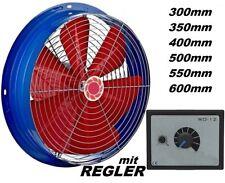 8000m³/h industrieventilator  mit REGLER  Industrie Wand/Fenster ventilator #