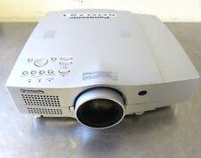 Panasonic PT-L780U Projector - Lamp Run Time 1425 Hours - USED