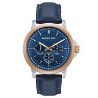 Kenneth Cole New York Men's Stainless Steel Quartz Watch KC50689005