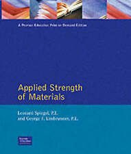 APPLIED STRENGTH OF MATERIALS by L. Spiegel & G. Limbrunner