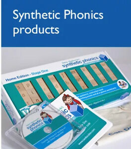 Debbie Hepplewhite's Synthetic Phonics For CanDoCubes Stage One Brand New