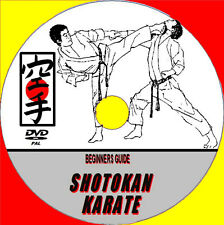 Learn Shotokan Karate Martial Arts DVD Expert Instruction Self Defence MMA