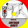 Learn Shotokan Karate Artes Marciales DVD Experto Instrucciones Auto Defensa Mma