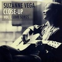 "SUZANNE VEGA ""CLOSE-UP VOL. 1: LOVE SONGS"" CD NEW!"