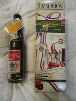ORIGINAL COCACOLA BOTTLE IN BOX WITH NUMBER TAG  LIMITED EDITION 1984 Olympic