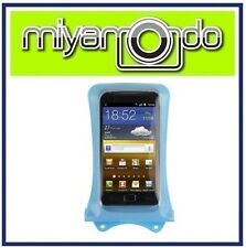 DiCAPac WP-C1 (Blue) Waterproof Case for Samsung/LG/HTC/Blackberry/Nokia