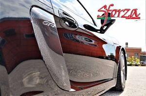 Porsche 981 Cayman GT4 Carbon Fiber Side air Scoops