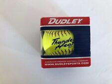 1 Dudley Thunder Heat 11� Asa Leather Softball .44 / 375