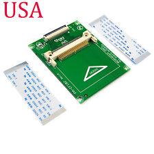 "CF Compact Flash Card per 1.8"" ZIF ADATTATORE per IPOD VIDEO 5G 6G HDD Toshiba"
