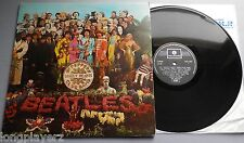 The Beatles - SGT Peppers 1969 South East Asia Parlophone Stereo LP + Cut-Outs