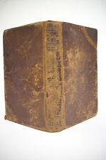1816 First Edition THE BEAUTIES OF FREEMASONRY *Rare Rutland Vermont Printing!