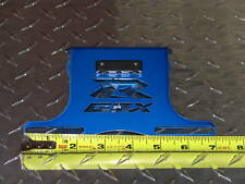 SUZUKI GSXR GSX-R 600 FENDER ELIMINATOR TAIL TIDY BLUE LOPL 2010 2011 2012