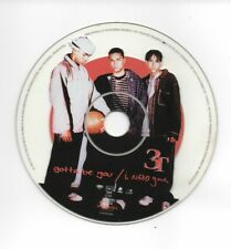MICHAEL JACKSON 3T NO PROMO PICTURE CD GOTTA BE YOU