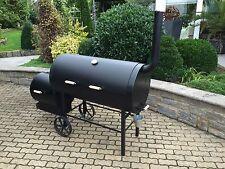 BBQ FriesStyle Smoker Grill XXL mit SFB und Aschekasten und Türe in SFB