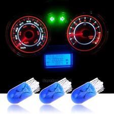 10X T10 W5W 5W Halogen Car Globe Front Parking Headlight Light Bulb Lamp 12V