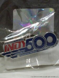 2017 Indianapolis 500 101st Running Event Logo Pin Indy Race Badge Unopened