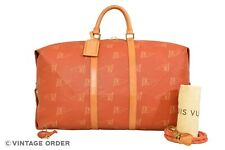 Louis Vuitton Americas Cup Limited Cassis Travel Bag With Strap M80021 - G00971