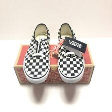 Vans Authentic Golden Coast Checkerboard 9.0 limited Classic100% AUTHENTIC