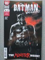 BATMAN WHO LAUGHS #4a (of 6) (2019 DC Universe Comics) ~ VF/NM Comic Book