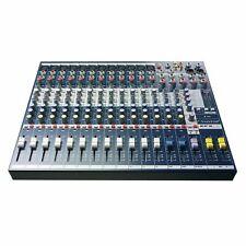 Soundcraft EFX 12 Kompaktmischpult 12 Mono-, 2 Stereokanäle, FX