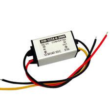DC12V/24V To DC6V 5A 30W Step Down Power Supply Converter Regulator Module 45g