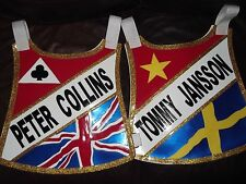 YOUR FAVOURITE RIDER SPEEDWAY RACE JACKET
