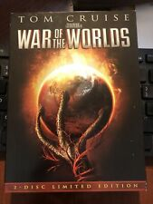 War of the Worlds (2-DVD Limited Edition) w/Slipcover Spielberg Tom Cruise Movie
