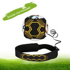 Soccer Ball Football Juggle Training Aid Belt Dribble Kicking Kick Trainer belt
