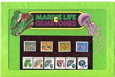 1975 Marine Life & Gemstones II - Post Office Pack