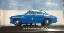 Vehiculos Inolvidables Ika Bergantin  1960  Argentina