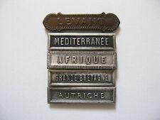 Lot de 5 agrafes ordonnances pour médailles diverses - LOT 16