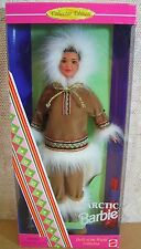 Arctic Barbie Doll Collector Edition 1996 Dolls of The World Collection NEW NRFB