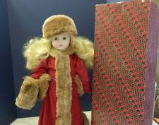 Dolls House 1//12th scala in ottone cappotto e cappello STAND