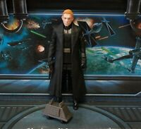 STAR WARS FIGURE 2017 THE LAST JEDI GENERAL HUX (WITH MOUSE DROID)