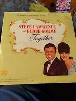 Steve Lawrence and Eydie Gorme / Together - Vinyl LP Album Record - SYS 5025
