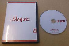 MOGWAI Happy Songs For Happy People EPK 2003 UK promo only DVD