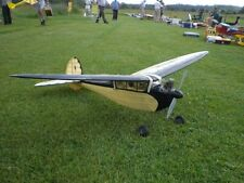 Super Scorpion 66 inch wing   Old Timer Vintage  Model AIrplane Printed Plans