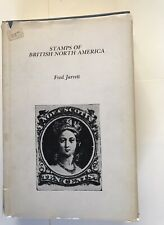 Book, Stamps Of British North America By Fred Jarrett